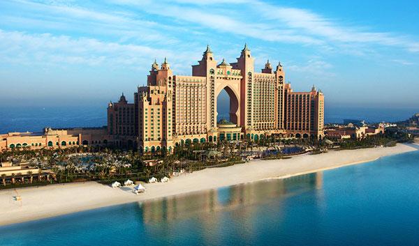 Trố mắt ngắm những khách sạn xa xỉ nhất thế giới, chỉ đại gia mới dám ở - 1