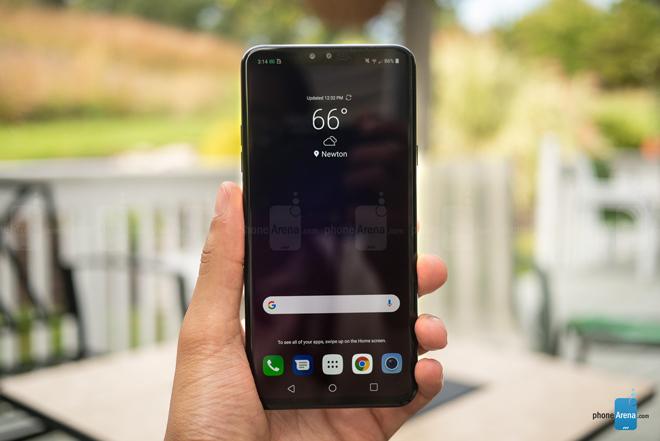 """Đánh giá chi tiết LG V40 ThinQ: Đẹp chứ chưa """"ngon"""" - 1"""