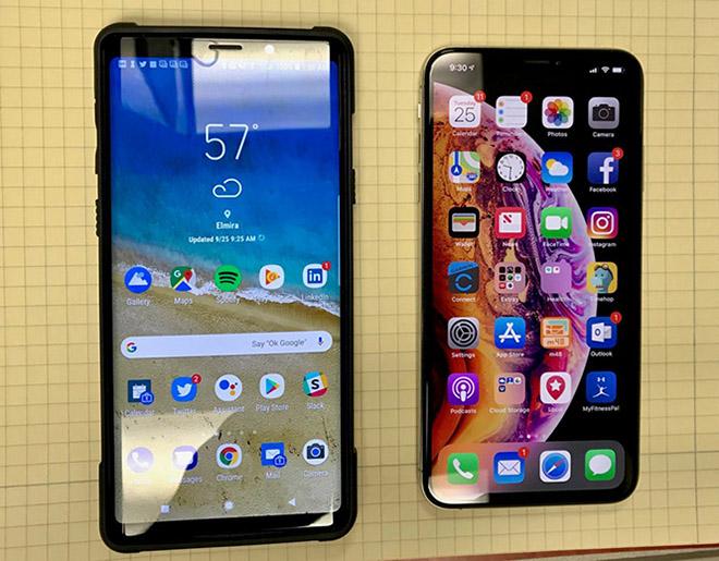 iPhone Xs và Xs Max rất tuyệt nhưng Note 9 vẫn tốt hơn - 1