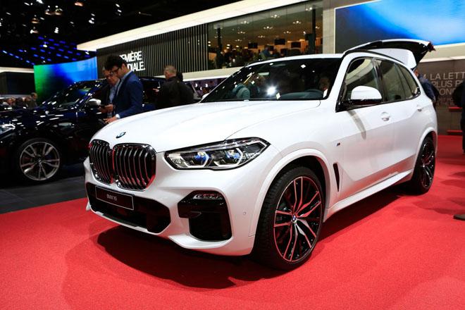 BMW X5 2019 chinh thức ra mắt tại Paris Motor Show - 1