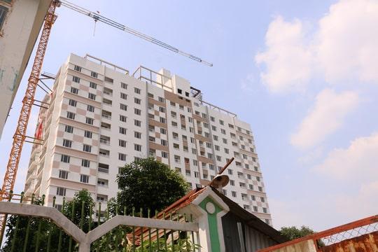 TP HCM xử lý nhiều cán bộ liên quan đến dự án Tân Bình Apartment - 1