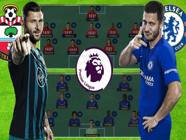 """Nhận định bóng đá Southampton - Chelsea: Hạ """"mồi ngon"""" tọa sơn quan hổ đấu"""