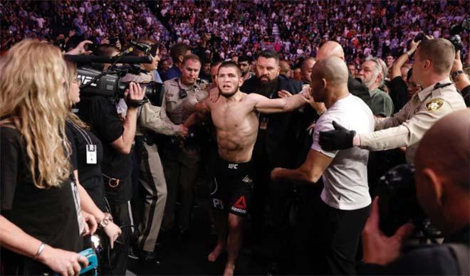 """Tin nóng võ thuật 8/10: McGregor bị chê """"đã bỏ cuộc"""" - 1"""