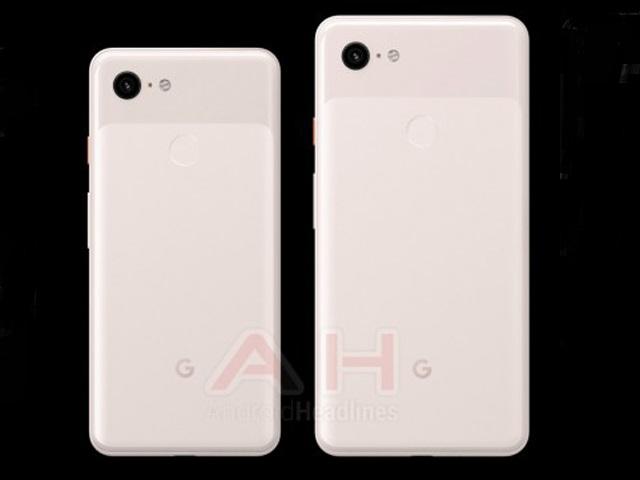 Pixel 3 và Pixel 3 XL lộ tùy chọn màu hồng bánh bèo