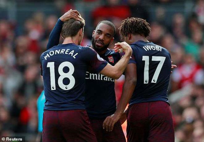 Fulham - Arsenal: Đại tiệc mãn nhãn tràn ngập siêu phẩm - 1