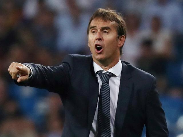 Tin HOT bóng đá tối 7/10: HLV Lopetegui không lo bị Real sa thải