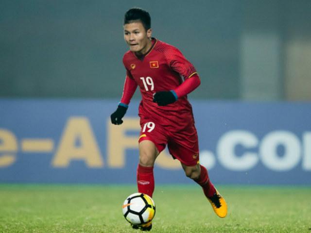 Sao U23 Việt Nam không quan tâm tới Thái Lan tại AFF Cup 2018