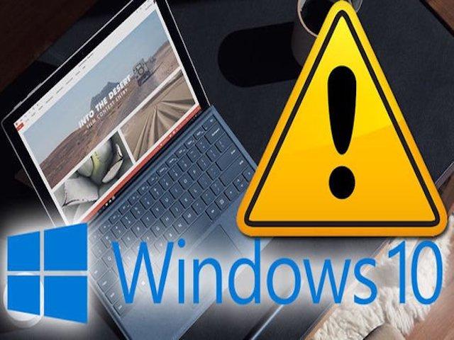 Microsoft tạm dừng phát hành Windows 10 October Update