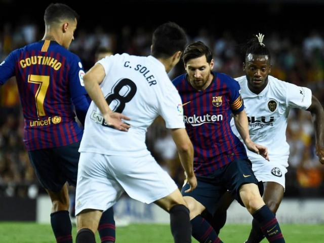 Valencia - Barcelona: Gian nan khởi đầu cần siêu sao giải cứu