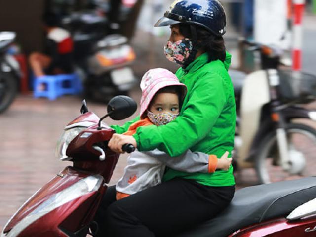 Không khí lạnh sắp tràn về, Hà Nội giảm 5-6 độ C