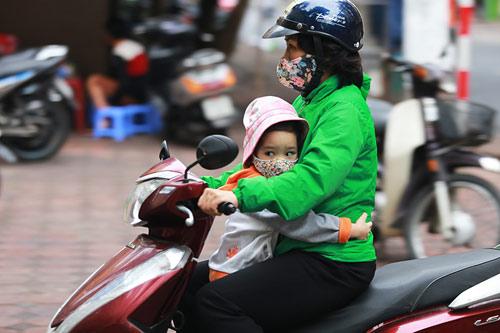 Không khí lạnh sắp tràn về, Hà Nội giảm 5-6 độ C - 1