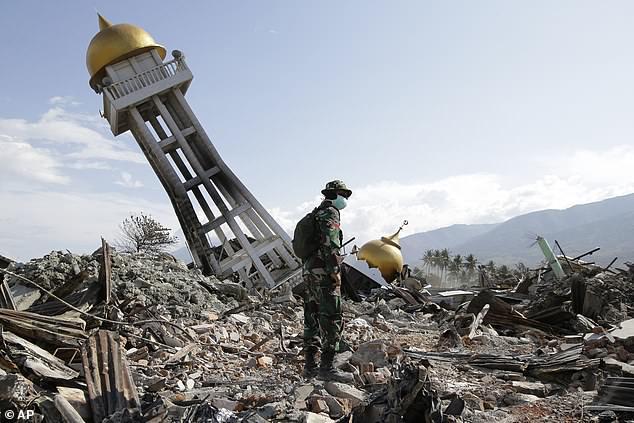 5.000 người có thể vĩnh viễn mất tích trong thảm họa sóng thần Indonesia - 1