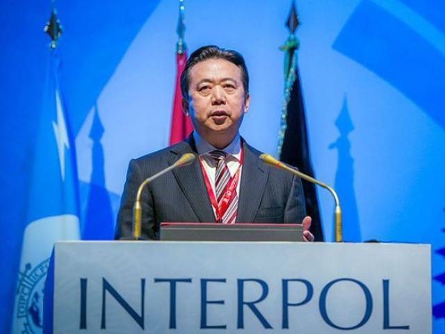 Thông điệp cuối cùng Chủ tịch Interpol gửi trước khi bị bắt ở TQ