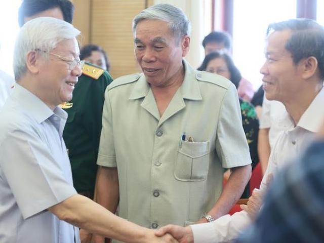 Tổng Bí thư Nguyễn Phú Trọng: Việc xử lý ông Nguyễn Bắc Son mới là kỷ luật Đảng