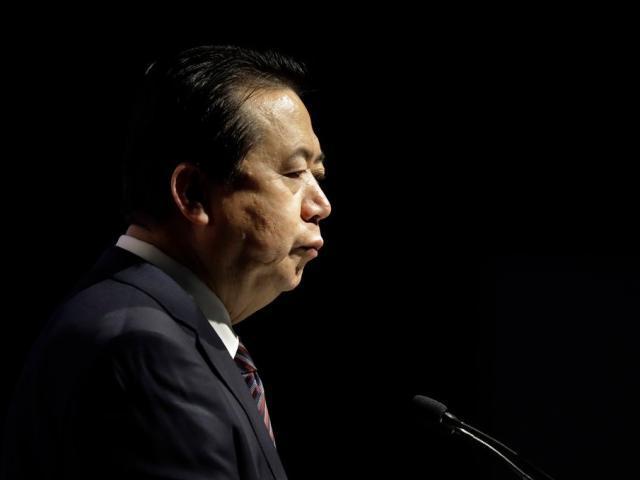 Ý đồ của Trung Quốc khi bắt giữ chủ tịch Interpol?