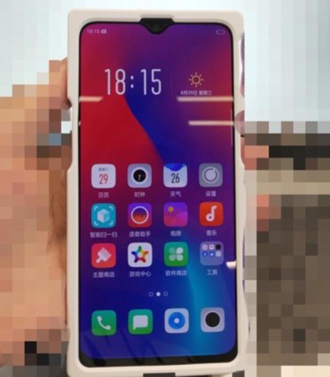 Xuất hiện điện thoại bí ẩn Oppo K1 thách thức phân khúc tầm trung - 1