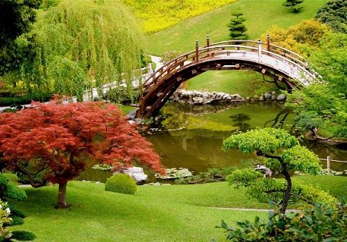 Lạc lối tại xứ ảo mộng trong những khu vườn đẹp như cổ tích này - 1