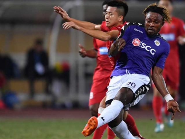 Video, kết quả bóng đá Hải Phòng - Hà Nội: Ngôi sao định đoạt phút 87