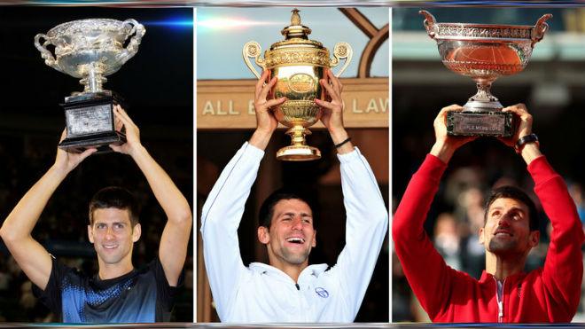 "Tennis 24/7: Djokovic tin lại ""ăn 4"" Grand Slam, Nadal – Federer ghen tị - 1"
