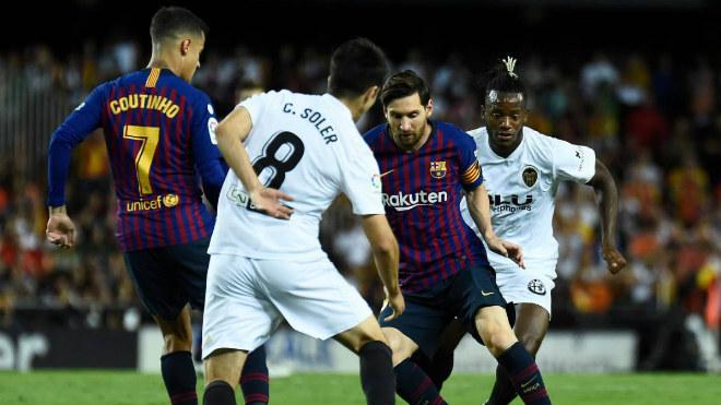 Valencia - Barcelona: Gian nan khởi đầu cần siêu sao giải cứu - 1