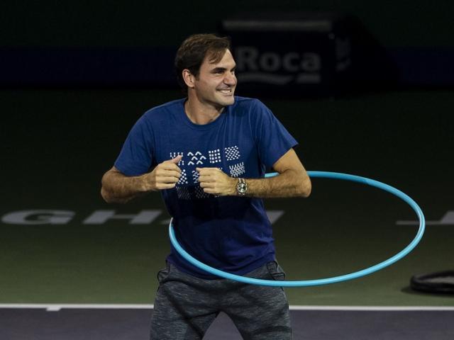 Cập nhật Thượng Hải Masters ngày 2: Federer thư giãn trước ngày xuất quân