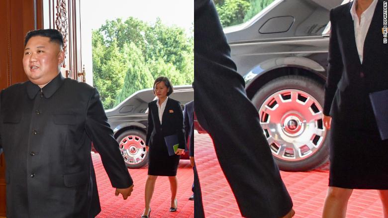 Mặc Mỹ cấm vận, Kim Jong-un mới tậu siêu xe đắt tiền? - 1