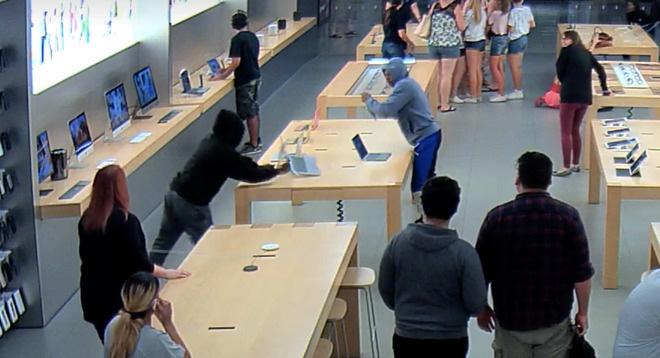 Apple thuê cảnh sát bảo vệ cửa hàng vì... trộm cắp hoành hành - 1