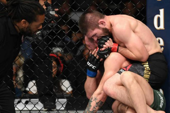 """Loạn chiến UFC McGregor bị chê hèn: Phe Khabib tuyên bố """"thắng làm vua"""" - 1"""