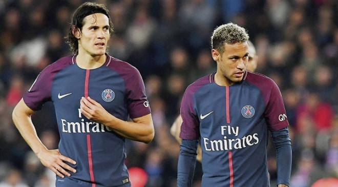 """PSG sóng dữ: Neymar cô lập Cavani, hậu thuẫn """"siêu thần đồng"""" Mbappe - 1"""