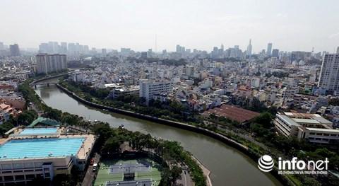 TP.HCM: Nhà đất hạng sang giá trên 15 tỷ/căn bán chạy - 1
