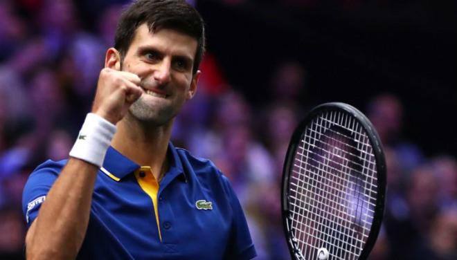 """Djokovic – Chardy: Bản lĩnh """"thép"""" vượt hiểm nguy (V2 Thượng Hải Masters) - 1"""