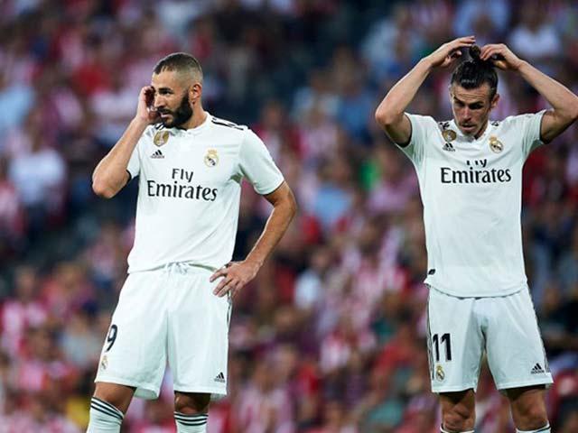 Real tan tác trước Siêu kinh điển: Bale & Benzema cùng quỵ