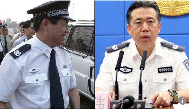 Chủ tịch Interpol bị TQ bắt: Gia đình ông trùm Chu Vĩnh Khang lên tiếng - 1