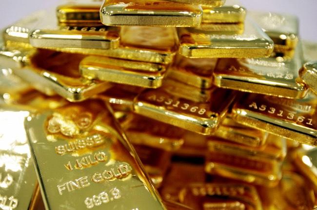 Giá vàng hôm nay 10/10: Vàng đang đóng vai nơi trú ẩn an toàn - 1