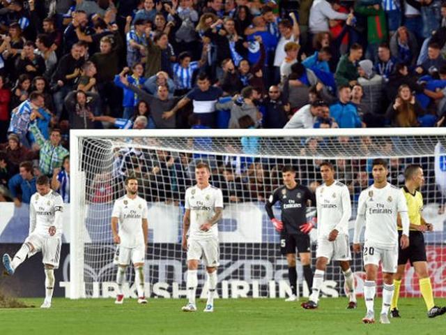 Real Madrid tệ nhất sau 37 năm: Ghế nóng định đoạt ở Siêu kinh điển