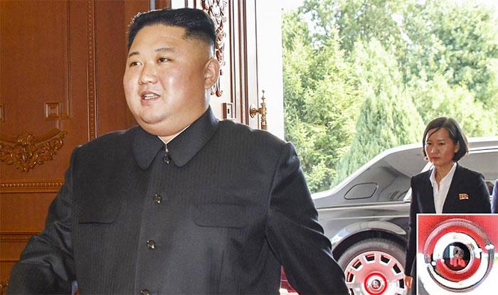 Chiếc Rolls Royce Phantom siêu sang của Kim Jong-un có gì đặc biệt? - 1