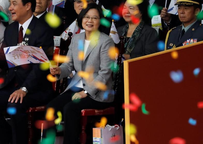 Đài Loan tuyên bố cứng trước sức ép từ Trung Quốc - 1