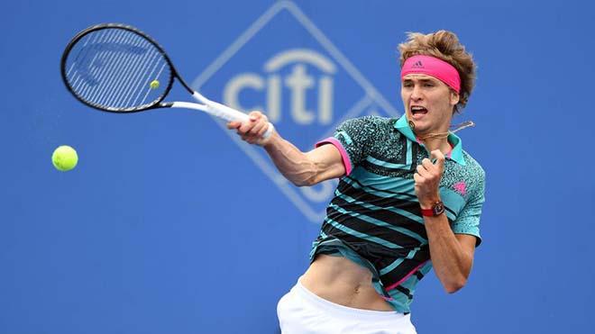 """Bi hài: """"Hoàng tử"""" tennis khiến cậu bé nhặt bóng sợ vỡ mật - 1"""