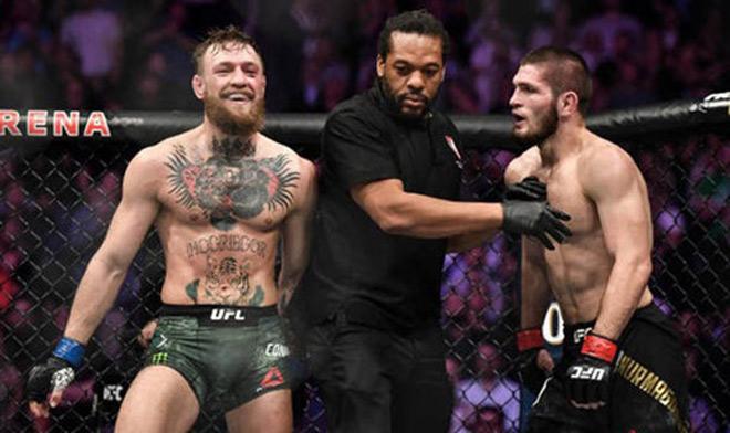 """McGregor thua sấp mặt Khabib, bị cấm đấu UFC: Cực sốc """"đổi trắng thay đen"""" - 1"""