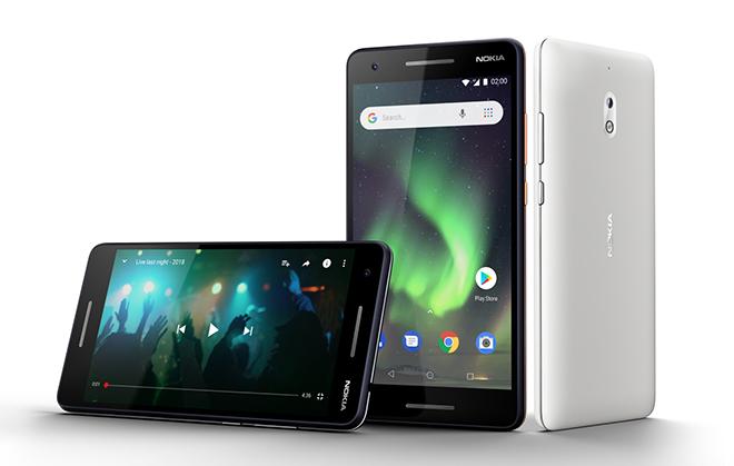 Nếu bạn cần giải trí vượt bậc ở điện thoại giá rẻ, hãy chọn Nokia 2.1! - 1