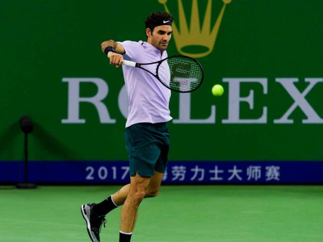 Trực tiếp Federer - Medvedev: Kịch bản khó tin (V2 Thượng Hải Masters)