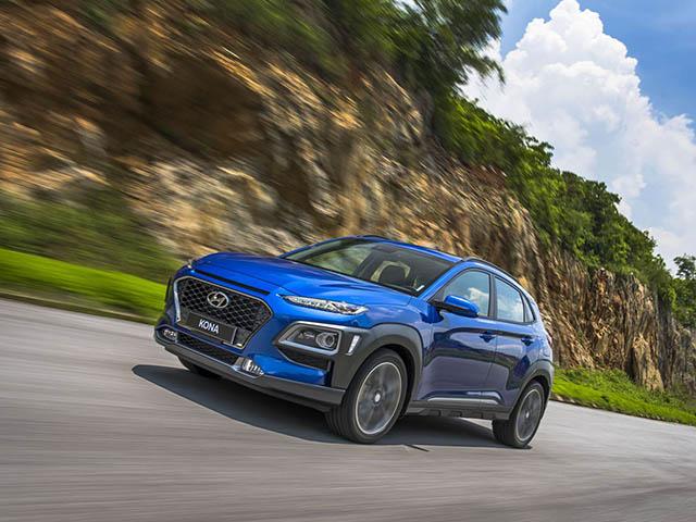 Hyundai công bố doanh số tháng 9/2018: 415 chiếc Kona bán ra ngay trong tháng đầu ra mắt