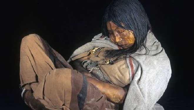 Chuyện về xác ướp trinh nữ nguyên vẹn nhất thế giới 500 năm tuổi - 1