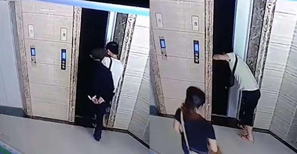 Mở cửa thang máy hại chết bố vợ ở TQ: Người trong cuộc lên tiếng - 1