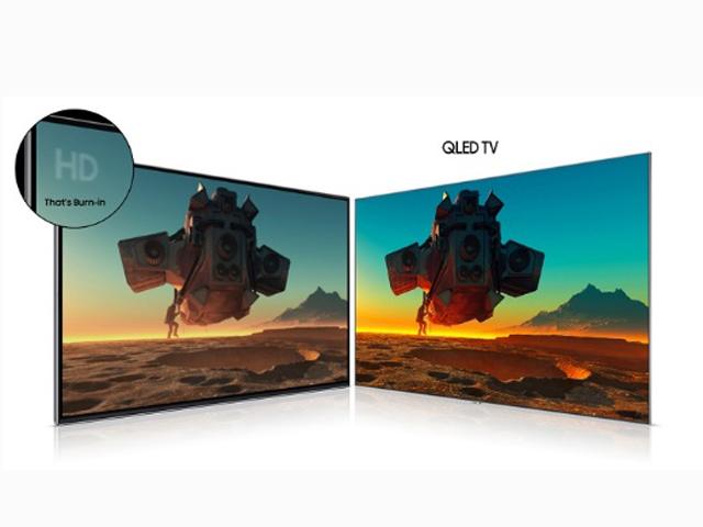"""Samsung vẫn là """"ông trùm"""" dòng TV QLED trên thị trường"""