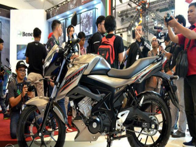 Ngắm Suzuki GSX150 Bandit giá 39 triệu đồng, Exciter chao đảo
