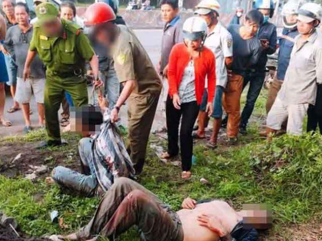 Nóng 24h qua:3 cán bộ công an bị phơi nhiễm HIV khi bắt giữ nhóm trộm chó