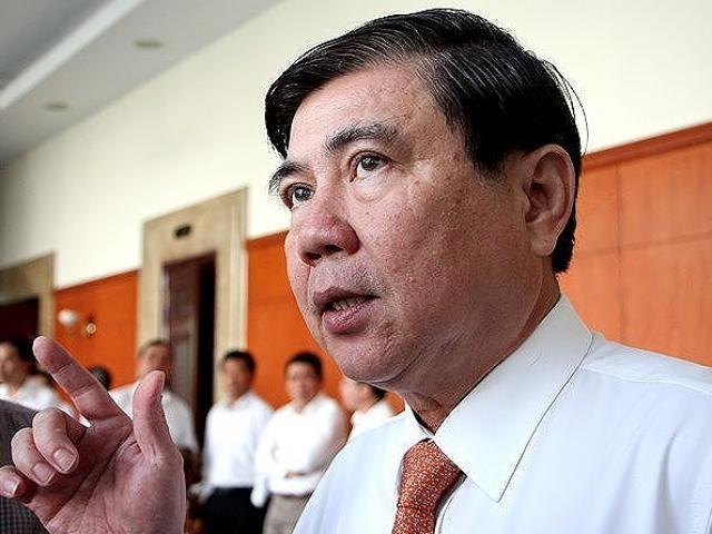 Chủ tịch UBND TP.HCM Nguyễn Thành Phong nói về Nhà hát giao hưởng