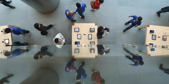 Apple tốn cả tỷ USD vì bảo hành giả ở Trung Quốc - 1
