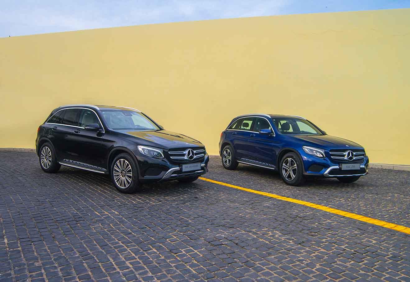 Giá xe Mercedes GLC cập nhật tháng 10/2018: Phiên bản một cầu GLC200 giá từ 1,684 tỷ đồng - 1